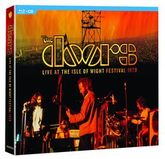 The Doors / Live at the Isle of Wight Festival / audio-video combo sets | superdeluxeedition