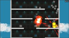 Super Tower Rush for Mac 1.2.0 Rush down the tower as much as you can before the deadly spikes catch you! #videogames #pcgaming #pcgames