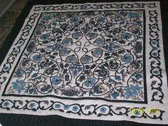 William Morris in Quilting: Another beautiful Morris quilt