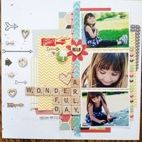 A Project by joeygirl86 from our Scrapbooking Gallery originally submitted 11/13/13 at 10:18 PM