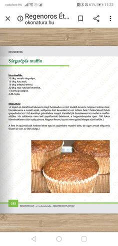 Muffin, Food, Essen, Muffins, Meals, Cupcakes, Yemek, Eten