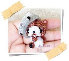 My little bear | biser.info - всё о бисере и бисерном творчестве