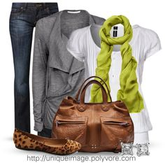 """Winter Casual"" by uniqueimage on Polyvore"