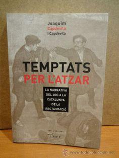 TEMPTATS PER L'ATZAR. JOAQUIM CAPDEVILA I CAPDEVILA. ED / AROLA EDITORS - 2013. A ESTRENAR.