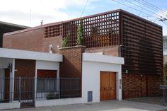 16 Details of Impressive Brickwork,Courtesy of Francisco Cadau oficina de arquitectura