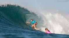 bethany hamilton and alana blanchard surfing   Alana Blanchard Fans