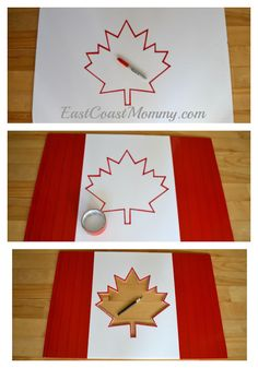 East Coast Mommy: Canada Day Photo Booth (using dollar store supplies) Canada For Kids, Canada 150, Crafts To Make, Fun Crafts, Canada Day Fireworks, Canada Day Crafts, Craft Tutorials, Diy Projects, Canada Day Party