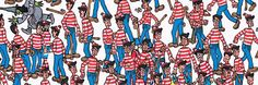 where's waldo characters - Google Search