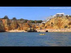 Portugal - As melhores praias do Algarve - YouTube