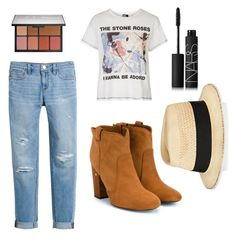 Kendall Jenner #2 by ingejosevalentine on Polyvore featuring polyvore, fashion, style, Topshop, White House Black Market, Laurence Dacade, Eugenia Kim, NARS Cosmetics and clothing