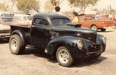 1941 Willys Pickup4e Duncan Shores