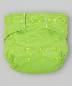 Help save the environment one reusable diaper at a time! Not just earth-friendly, cloth diapering saves families a pretty penny and is a healthy option for Baby. This style features a double-layer, sewn-in panel that easily folds out for accelerated drying time. The all-in-one design indicates that inserts or a diaper cover are not needed for customized absorbency, but additional inserts may be placed underneath the fold-out panel. The waterproof shell is both odor- and stain-resistant, and…