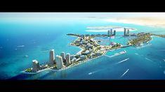 10 Design - Marina Islands Masterplan