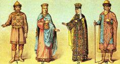 русская одежда 12 века: 19 тыс изображений найдено в Яндекс.Картинках