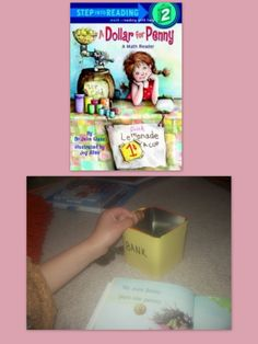 Adventures in Reading With Kids: Lemonade Math