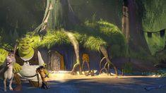 Zoom Call, Rise Of The Guardians, Dreamworks Animation, Cartoon Movies, Shrek, Location History, I Movie, Donkey, Painting