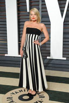 Margot Robbie in Dior