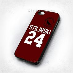 Teen Wolf i phone case. Stiles lacross number ♥