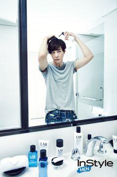 "InStyle Korea's ""Beautiful Morning"" With Joo Won | Couch Kimchi"