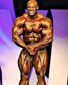 Ronnie Coleman 8x Mr Olympia Ronnie Coleman has huge muscles and the reason behind this is Ronnie Coleman's diet .The main technique for gaining...