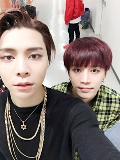 NCT // Johnny & Taeil