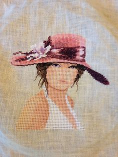 Sally from Heritage Crafts. She is on my Elegant Ladies afghan. Cross Stitch Gallery, Heritage Crafts, Cross Stitch Supplies, Elegant Woman, Point, Cross Stitching, Fabric Patterns, Sally, Cross Stitch Patterns