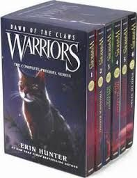 Image Result For Warriors Dawn Of The Clans Series Box Warrior
