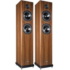 The Acoustic Energy Aegis Neo 3 floorstanding speakers deliver a powerful sound, a wide frequency response and with them being easy to drive they'll run on most systems and give you a great sound.