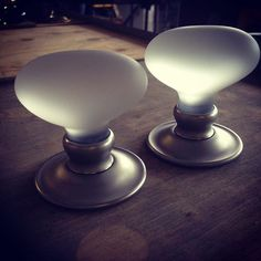 """Oval glass knobs #interiordesign #interiors #design #doors #creative #artisan #architecture #architect"" Photo taken by @merlinglass on Instagram, pinned via the InstaPin iOS App! http://www.instapinapp.com (08/07/2015)"