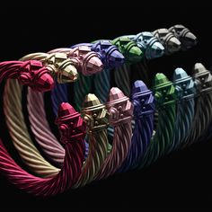 Limited-Edition Looove - #yurman #bracelets