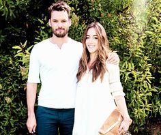 Chloe Bennet, Austin Nichols || 2014 Just Jared Summer Fiesta || 500px × 420px || #cast