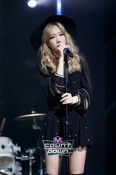 151020 M! COUNT DOWN SNSD Taeyeon
