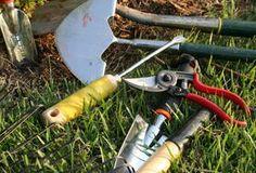 Simple Garden Tool Maintenance from Bob Vila