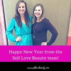 Happy New Year from the Self Love Beauty team!