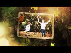 ▶ THE SECRET GARDEN PHOTO ALBUM GALLERY - AFTER EFFECTS TEMPLATE - YouTube