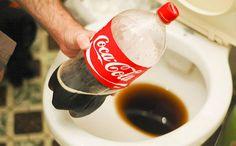 10 utilisations ménagères du Coca-Cola