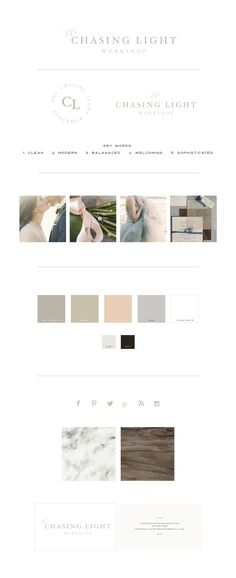 Modern indie logo and brand design for wedding planner by Aloe ...