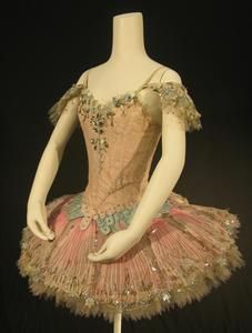 Tutu worn by Margot Fonteyn as The Sugar Plum Fairy in a BBC television production of 'Casse Noisette' ('The Nutcracker'), designer Jane Scrase Dickens