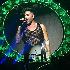 Adam Lambert! 💖 #americanidol #queens #adamlambert #concert #liveintaipei #legend #worldtour #2016 #fun #touched  @jacky.chien @just_in76