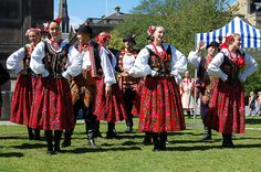 Mazury Folk Dance Company, Polish Day