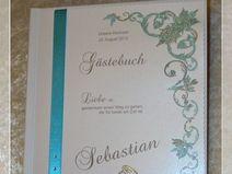 Gästebuch Hochzeit, Geschenk,Gästebuch, 05
