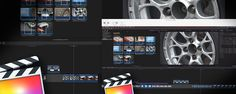 So how difficult is it to try and get full collaborative workflow in FCPX? A bit of experimentation later, and...