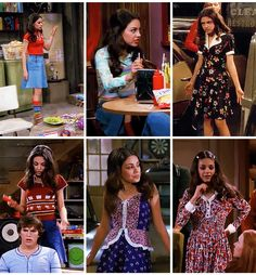 Jackie Burkhart Multiples/ That 70's Show