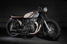 Pipeburn.com | Bringing you the world's best café racers, bobbers and custom motorcycles