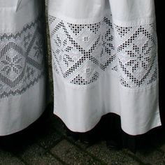 details from the HARDANGER BUNAD, the national costume from the region of Hardanger. by terri Types Of Embroidery, Learn Embroidery, Embroidery Patterns, Hardanger Embroidery, Interior Stylist, Satin Stitch, White Fabrics, Scandinavian Style, Traditional Dresses