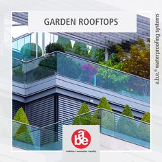 Index Defend is a polymer – bitumen elastomeric waterproofing membrane with an anti-root additive and reinforced with a spun bonded polyester fabric. Green Roof System, Humic Acid, Underground Garage, Hanging Gardens, Rooftop Gardens, Eco Friendly, Construction, Range