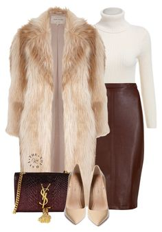 A fashion look from November 2015 featuring pullover sweater, River Island and pencil skirts. Browse and shop related looks. Diva Fashion, Womens Fashion, Modest Fashion, Fashion Outfits, Blazers, Fashion Capsule, Business Fashion, Polyvore Outfits, Passion For Fashion