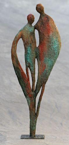 Galerie - Josefine-Art Human Sculpture, Bronze Sculpture, Sculpture Art, Sculptures, Contemporary Sculpture, Contemporary Art, Ceramic Sculpture Figurative, Figurative Art, Art Lesson Plans