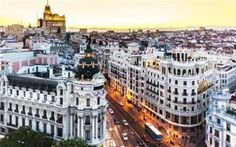 If you only get a chance to visit one city in Spain, Madrid should be at the top of your list. Since Madrid has been the capital of this fasc. By Train, Happy City, Parc Guell, European City Breaks, Sitges, Best Cities, Spain Travel, Day Tours, Aerial View