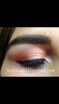 Makeup cobre